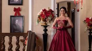 Netflix's NEW Christmas film starring Vanessa Hudgens will get you in the festive spirit!