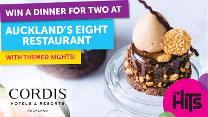 WIN dinner for two at Eight Restaurant!