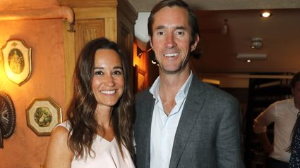 Pippa Middleton has FINALLY revealed her baby boy's name - and the meaning behind it is beautiful!