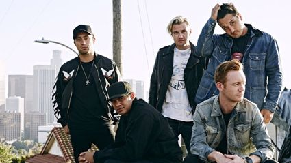 Kiwi band SIX60 talk their massive sold out show with Stace and Flynny