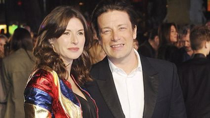 Jamie Oliver is being slammed over this photo with his baby ...