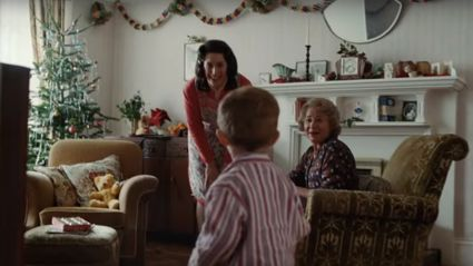 The new John Lewis Christmas advert is here and it's a total tear-jerker!