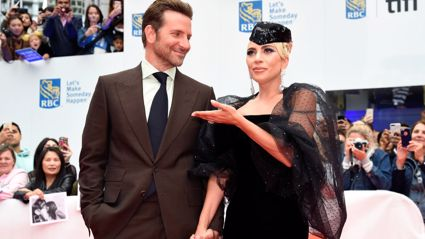 Lady Gaga uses the exact same same quote about Bradley Cooper in every 'A Star Is Born' interview and it is hilarious!