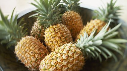 Pineapple trees are the bizarre new Christmas trend - and they're surprisingly super cute!