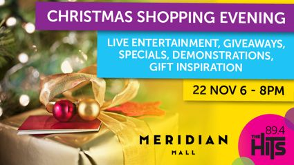 The Meridian Mall Shopping Night
