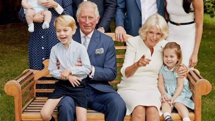 Prince George and Prince Charlotte's nickname for Prince Charles and Camilla is next level adorable!
