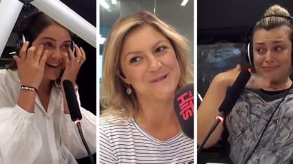 Toni, Sam, Laura and The Hits listeners make Producer Lulu tear up on her birthday with their heartfelt advice
