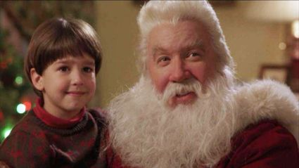 This is how '90s Christmas movie 'The Santa Clause' was ACTUALLY supposed to begin ... and it's VERY dark