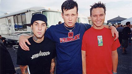 It turns out we've been pronouncing blink-182 wrong!