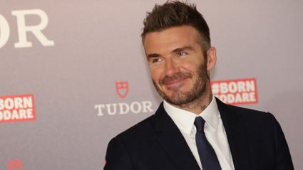 David Beckham is being slammed over this photo with his daughter ...