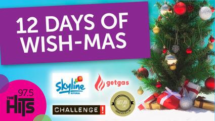 12 Days Of Wish-Mas