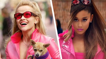 Reese Witherspoon reveals what she thinks of Ariana Grande's Legally Blonde homage