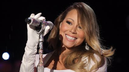 Mariah Carey shares adorable video of her twins singing 'All I Want For Christmas Is You'