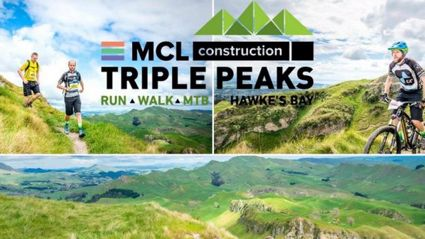 WIN a Triple Peaks Beginner Prize Pack!