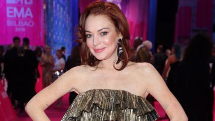Lindsay Lohan shocks fans looking unrecognisable in Disney-themed photoshoot
