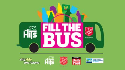 LISTEN: Fill The Bus Amount Reveal