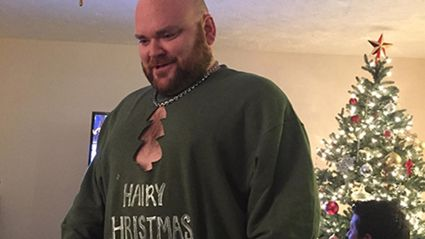 15 of the ugliest (and most creative) Christmas sweaters EVER!