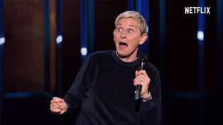 The first look at Ellen's Netflix comedy special is out and it looks amazingly funny