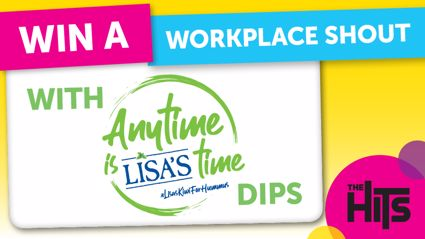 LISA'S Dips Workplace Shout!