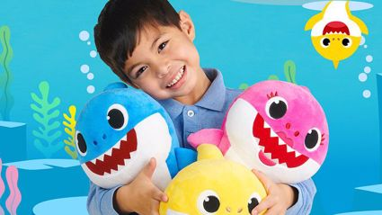 'Singing' Baby Shark toys now exist!