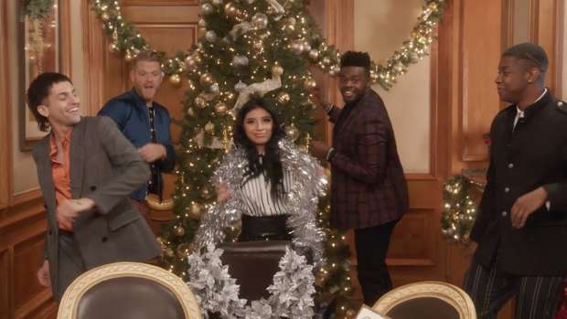 Pentatonix Christmas Songs.Pentatonix Has Released Two New Christmas Songs And They