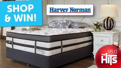 WIN! A $5,000 shopping spree at Harvey Norman