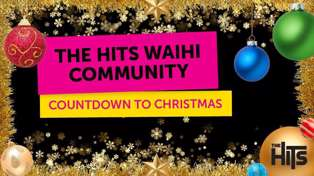 WAIHI Win with The Hits Advent Calendar at the Waihi Community Christmas