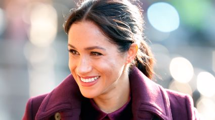Meghan Markle is reportedly using this birthing method for her first baby