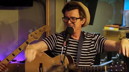 Rick Astley covers George Ezra's hit song 'Shotgun' - and it is AWESOME!