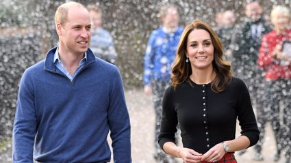 Kate Middleton and Prince William have released their 2018 family Christmas card photo - and it is GORGEOUS!