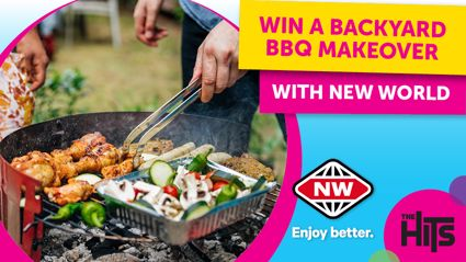 WIN a backyard BBQ makeover with New World!