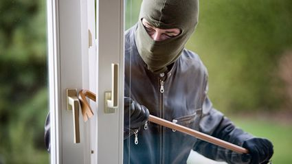 Here's how to attract burglars ...
