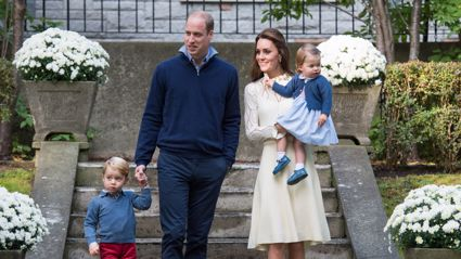 This is why Prince William always takes care of Prince George while Kate Middleton looks after Princess Charlotte during public appearances