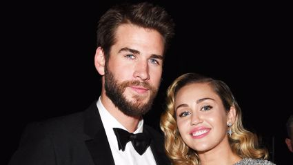 Miley Cyrus and Liam Hemsworth have got married!