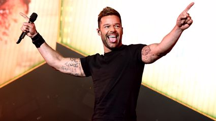 Ricky Martin surprises fans with exciting baby announcement!