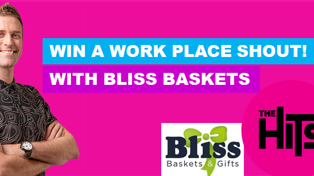 WIN! A Workplace Shout with Bliss Baskets