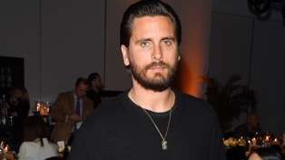 """Scott Disick has been labelled a """"racist"""" after sharing this photo with his daughter ..."""