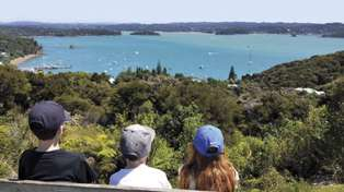Exploring the Bay of Islands on a shoestring budget