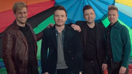 Westlife team up with Ed Sheeran to release their first single in EIGHT years!