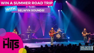 WIN A Summer Road Trip with Selwyn Sounds!