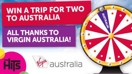 Win a trip to Australia all thanks to Virgin Australia