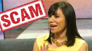 Stacey Morrison warns Kiwis over fake money scam that is bizarrely using her image