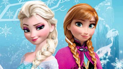 Pictures from Disney's 'Frozen 2' have been leaked online
