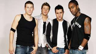 Remember the British boy band Blue? Well they're coming to New Zealand and they're all still totally dreamy!