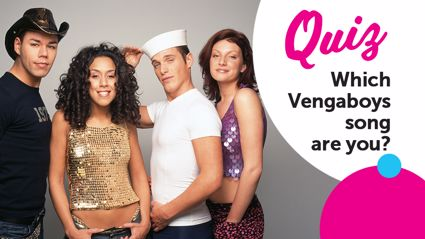QUIZ: Which Vengaboys song are you?