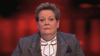The Chase's 'Governess' shocks fans with dramatic makeover for the UK's National Television Awards