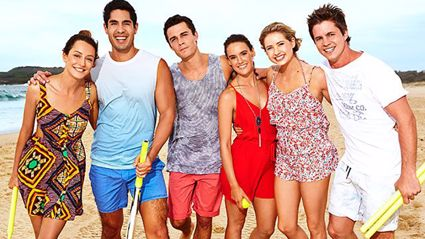 Home and Away star gives update on brain tumour