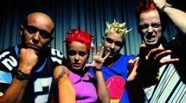 Remember '90s band Aqua? Well they're coming to New Zealand and they haven't changed a bit!
