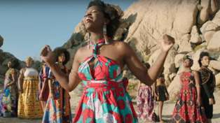 All-woman choir perform spine-tingling a cappella cover of 'Circle of Life' from The Lion King