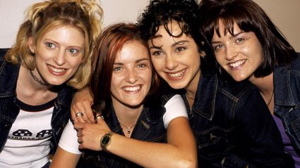 Remember '90s Irish girl group B*Witched? Well they're coming to New Zealand and they all look SO different!